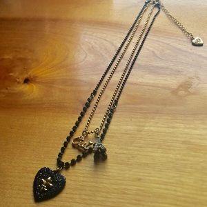 Betsey Johnson Paris necklace